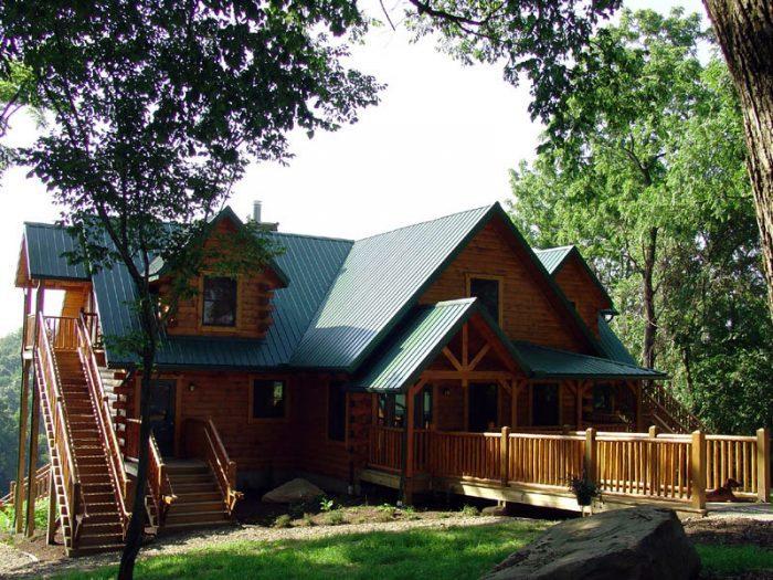 2. KD Guest Ranch Lodge (Adamsville)