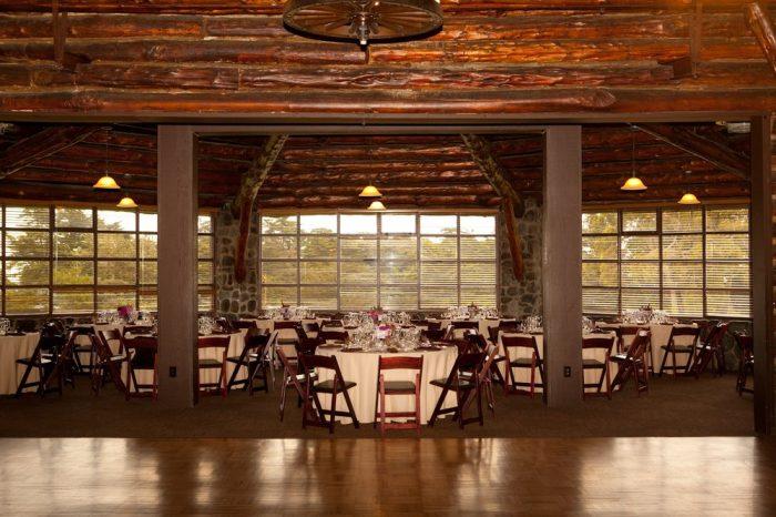6. Presidio Log Cabin