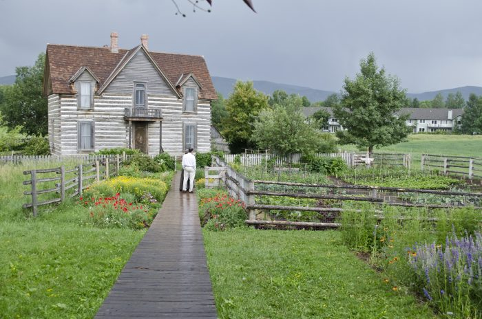 7. Here's a shot of the Tinsley Living Farm from a different angle.