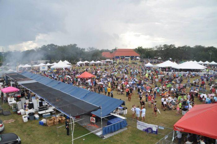 2) Louisiana Seafood Festival