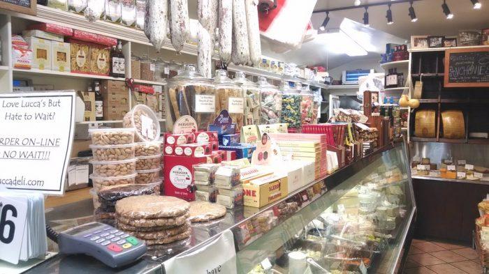 6. Lucca Delicatessen