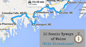 These 10 Beautiful Byways In Maine Are Perfect For A Scenic Drive