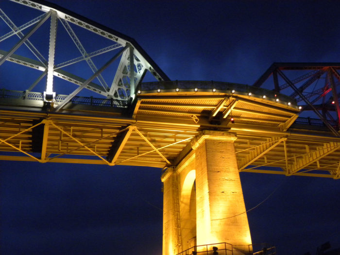 PEDETRIAN BRIDGE