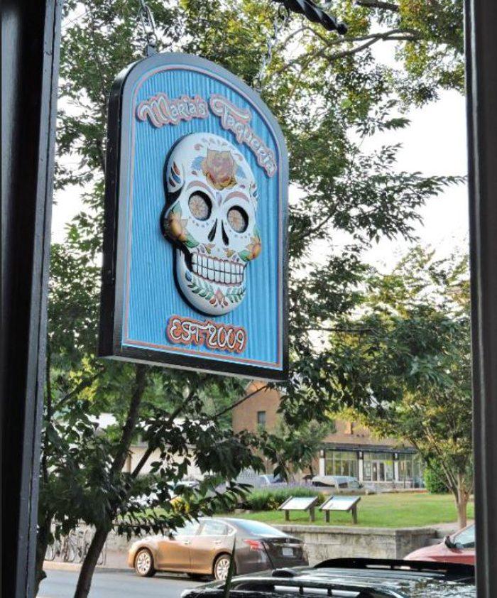 5. Maria's Taqueria, Shepherdstown