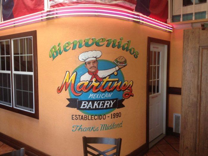 11. Brisket tacos at Martinez Bakery (Midland)