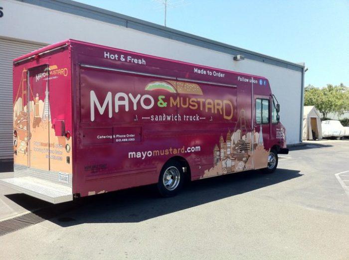 8. Mayo & Mustard