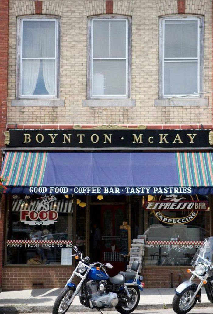 2. Boynton-McKay Food Co, Camden