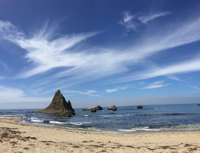 10. Martin's Beach, 25 Martins Beach Rd. Half Moon Bay