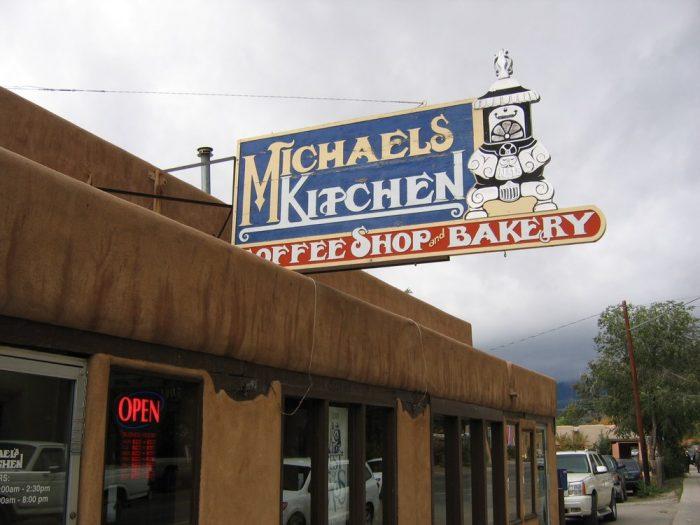 5. Michael's Kitchen, 304 C N Pueblo Road, Taos