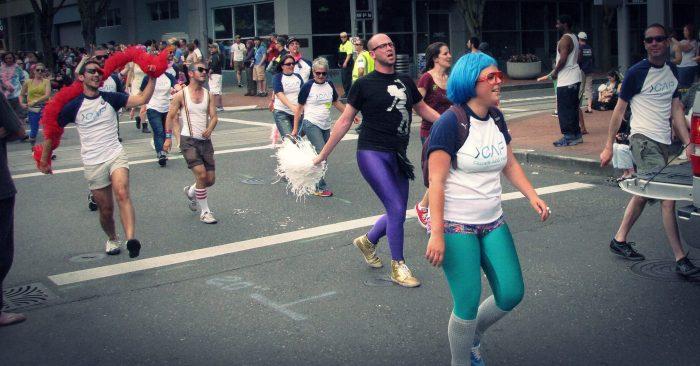 4. Portland Pride Festival