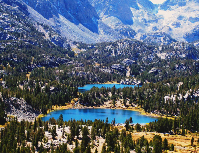 5. Little Lakes Valley