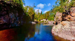 If You Didn't Know About These 7 Swimming Holes In Minnesota, They're A Must Visit