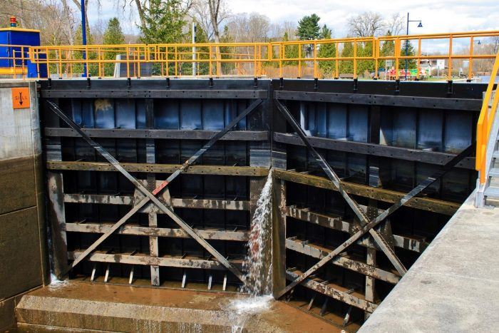 Another cruise you can take on Caldwell Bell is the Lock and Waterfall Cruise.