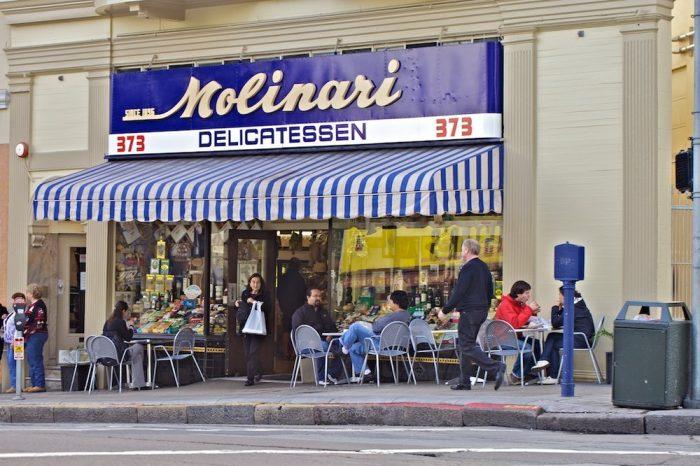1. Molinari Delicatessen