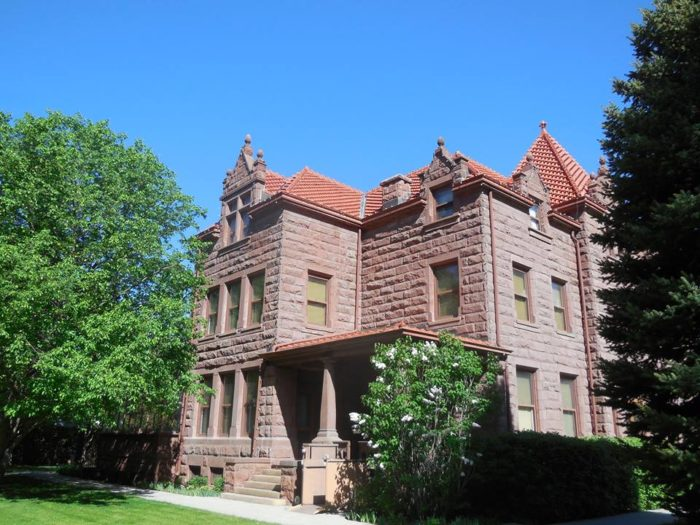 2. The Moss Mansion, Billings