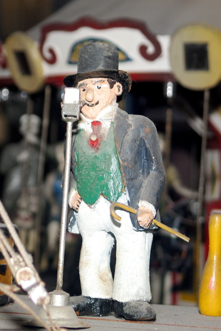 8. Collect your pennies and keep things cheap at the Musee Mechanique, home to antique arcade machines and mechanical musical instruments.