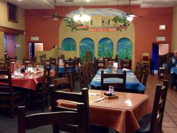8. Nopalito's, 310 S Mesquite Street, Las Cruces