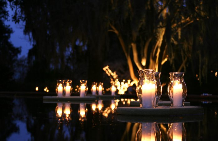 night of a thousand candles