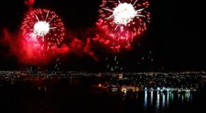These Fireworks Displays Around New Orleans Will Drop Your Jaw