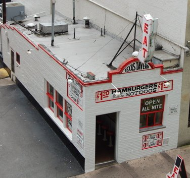 7. Texas Tavern (Roanoke)