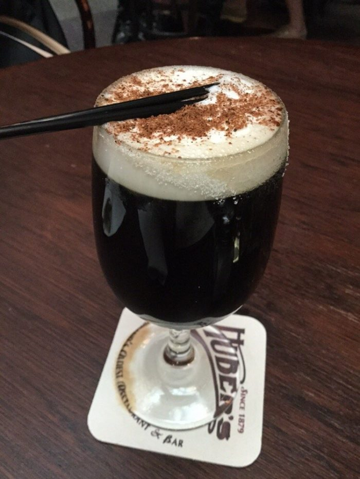 5. Spanish Coffee from Huber's