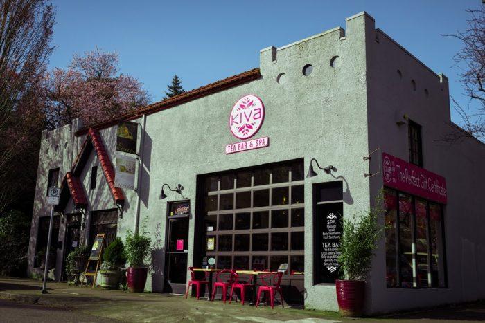 3. KIVA Tea Cafe & Spa