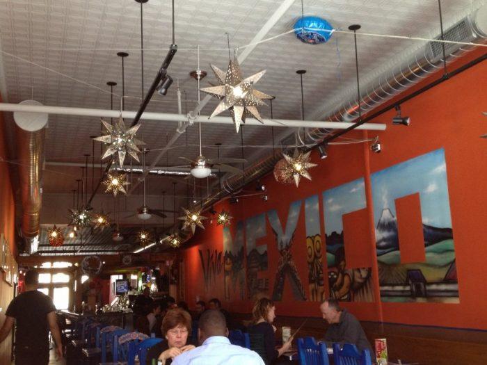 9. Viva Mexico Cantina Grill, Providence