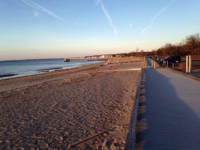 3. Fun In The Sand: Walnut Beach