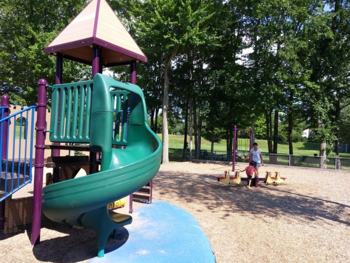 2. Wolcott Park (West Hartford)