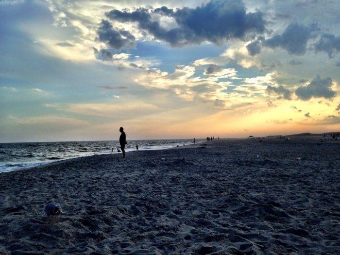 10. Rockaway Beach