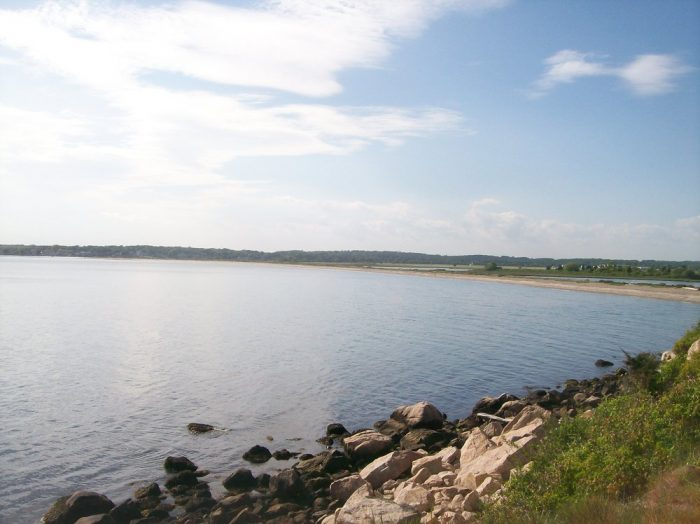 8. Bluff Point State Park (Groton)