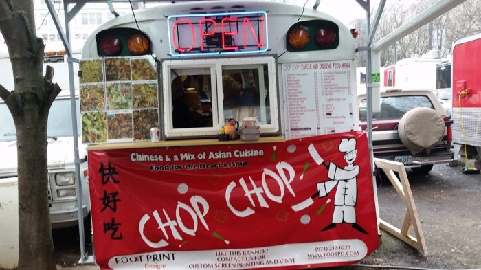 9. Chop Chop - SE Portland