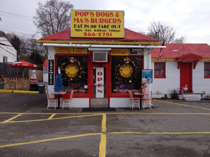 Pop S Dogs And Ma S Burgers