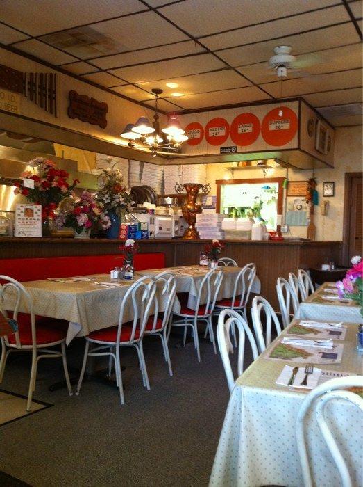 3. Parthenon Restaurant (Fredericksburg)