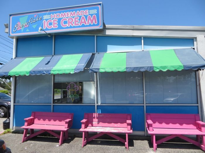 10. Snowflake Ice Cream Shoppe, Riverhead