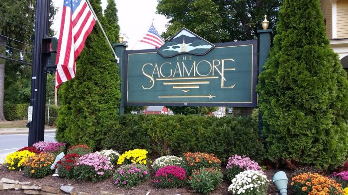 A long time favorite, The Sagamore Resort opened back in 1883!