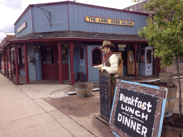 7. Check out Wild West Junction, a landmark spot for Old West fun, food, and drinks.