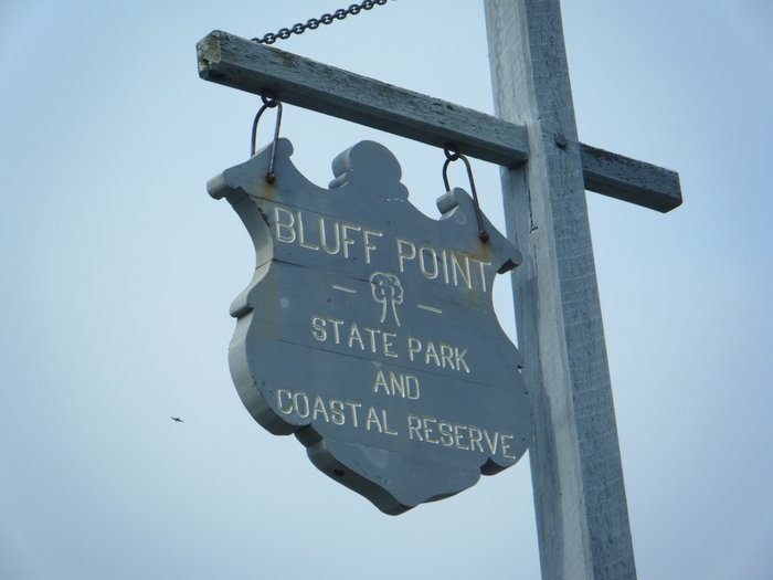 Welcome to Bluff Point State Park Coastal Reserve, some of the most beautiful untouched land in the whole state!