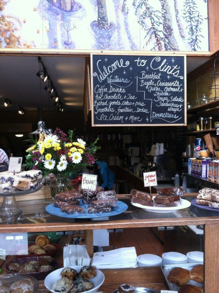 1. Clint's Bakery & Coffee House (Breckenridge)