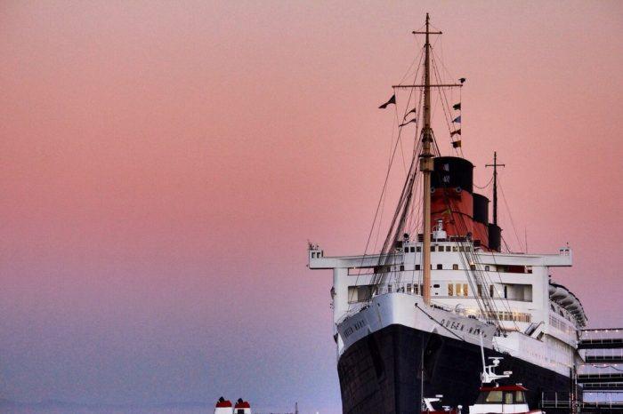4. California: The Queen Mary