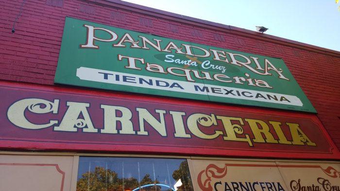 8. Taqueria Y Panaderia Santa Cruz - North Portland
