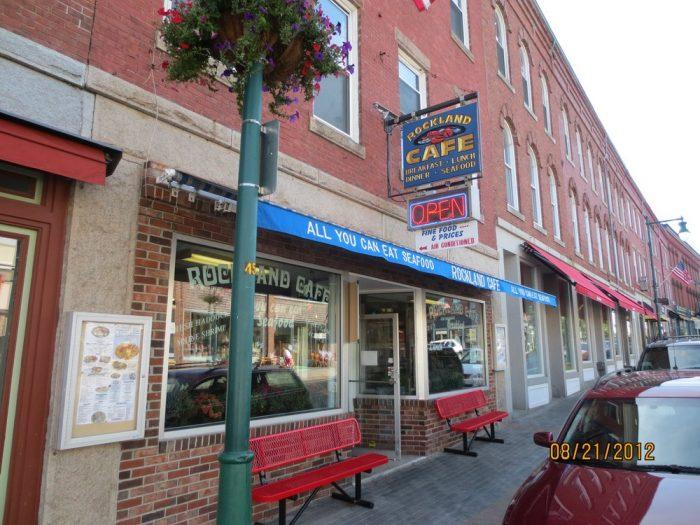 6. Rockland Cafe, Rockland