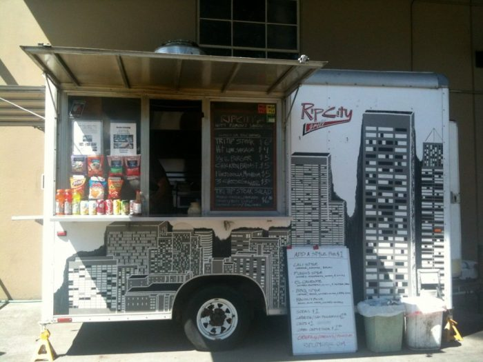 8. Rip City Grill - SW Portland