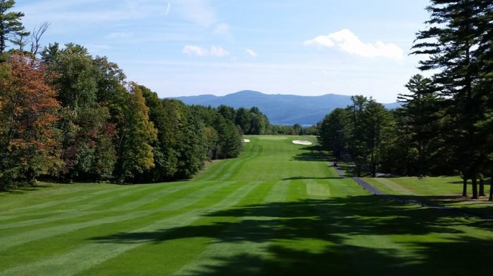 Another incredible feature of this resort that draws in a ton of visitors, is their noteworthy 18-hole golf course.