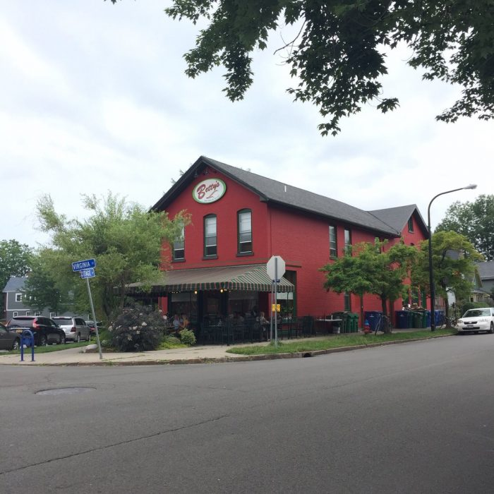 10. Betty's, Buffalo