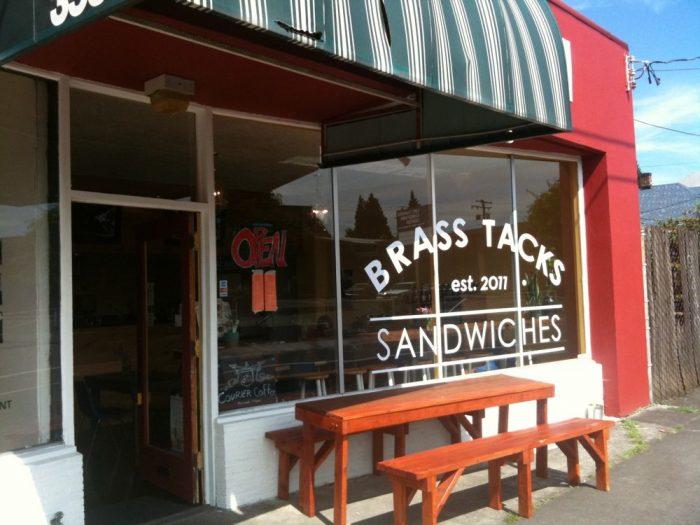 8. Brass Tacks - Multiple Locations