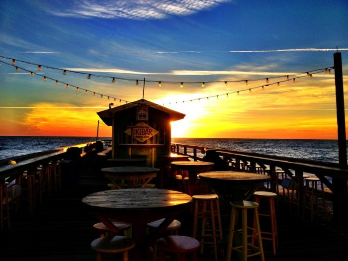 6. The Ocean Grill and Tiki Bar, Carolina Beach