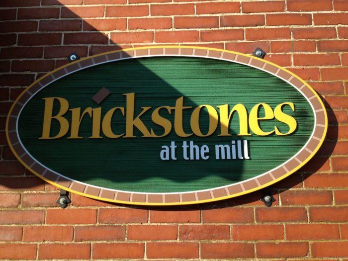 7. Brickstones, Rochester