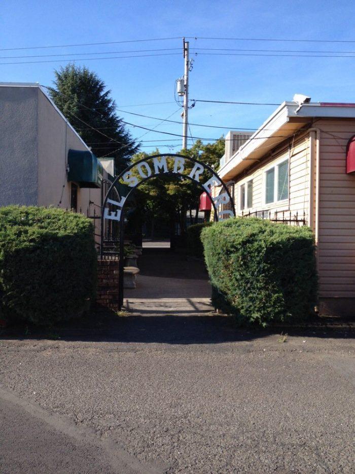 9. El Sombrero - NE Portland