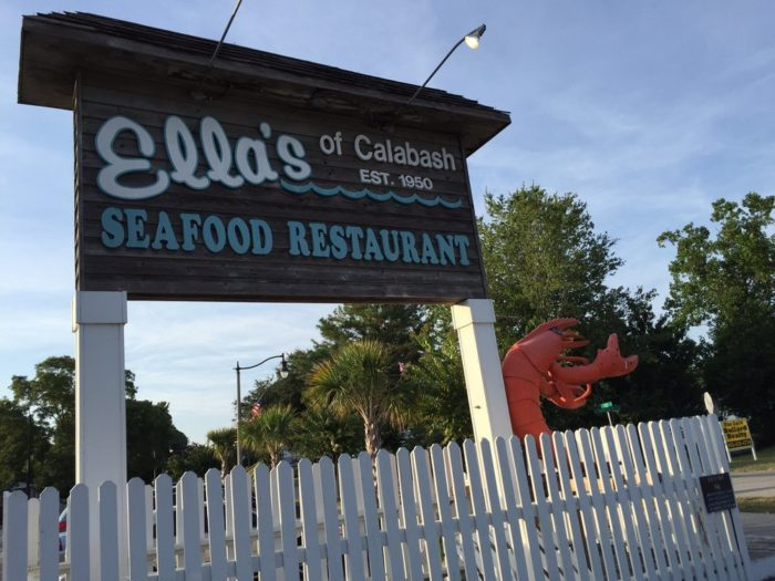 12. Ella's Seafood Restaurant, Calabash
